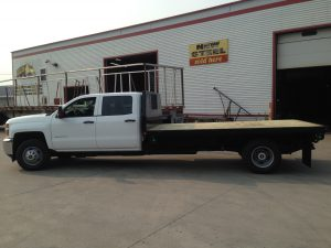 Stretched 3500 Chevy HD